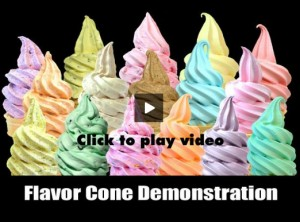 FlavorConeDemonstration