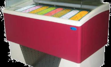 Display Cabinets - Gelato & Premium Ice Cream Freezers