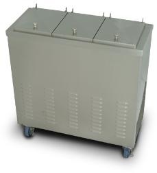 Freezer container MDC3 Ross Custard Equipment