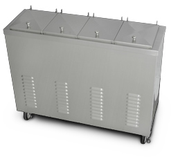 Freezer container MDC4 Ross Custard Equipment