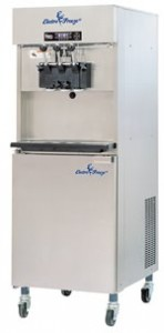 Soft Serve Ice Cream machine GEN-5099-Pressurized-Soft-Serve-Freezer
